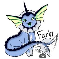 Farin the Vaporeon