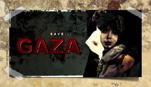 Save ... Gaza