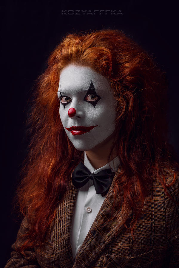 Clown by kozyafffka