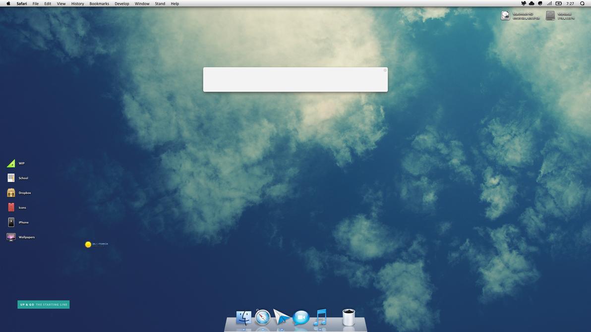 26.03.12 Desktop by chancellorr