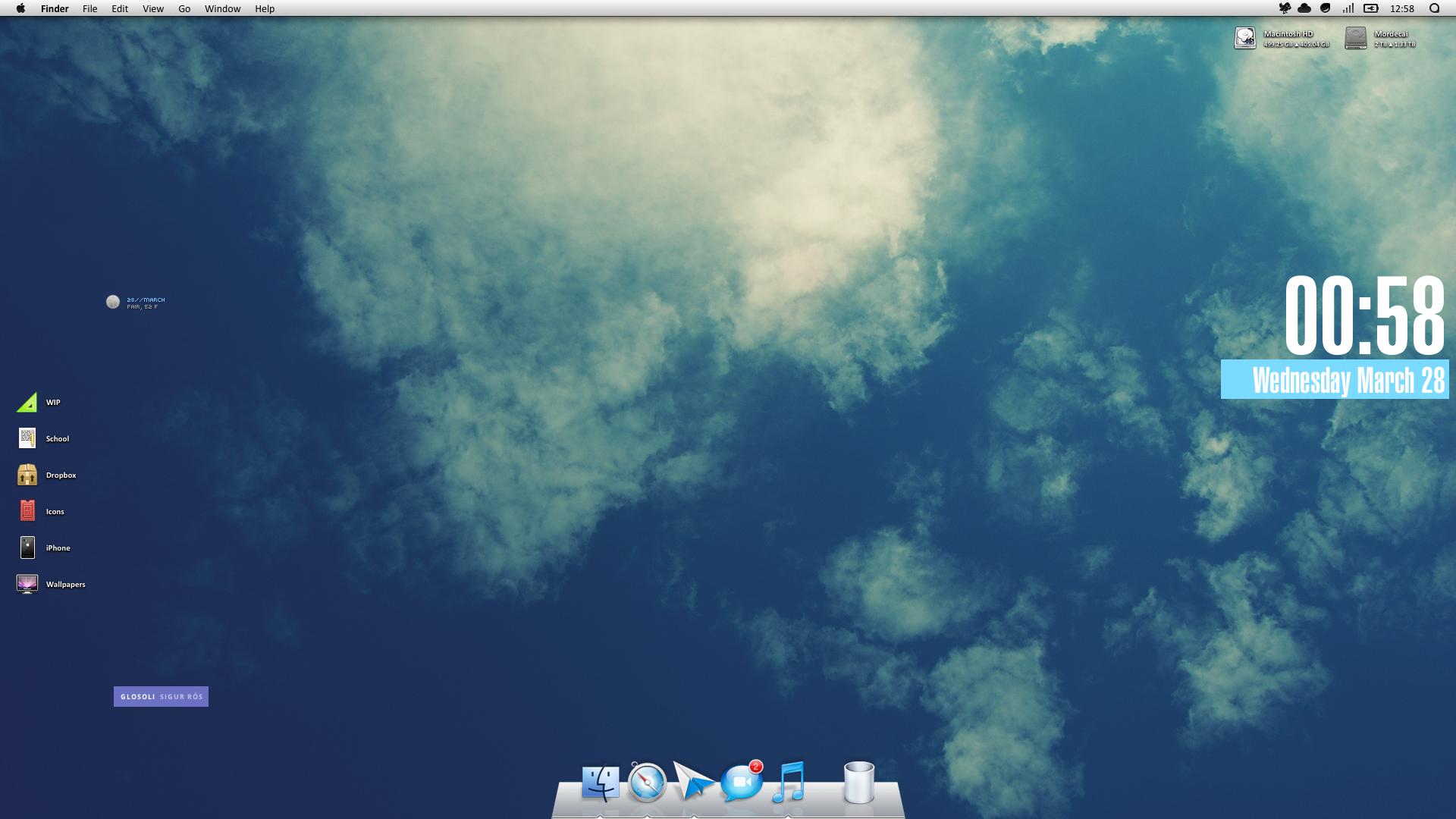28.03.12 Desktop by chancellorr
