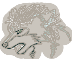 Shiro Wolf by Nouky
