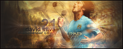 Football Leagues TV Money - Page 2 Silva_by_nickomufc91-d65seer