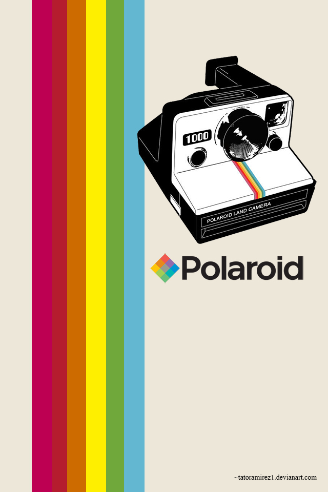 Extrêmement Polaroid Poster Retro by tatoramirez1 on DeviantArt YD26