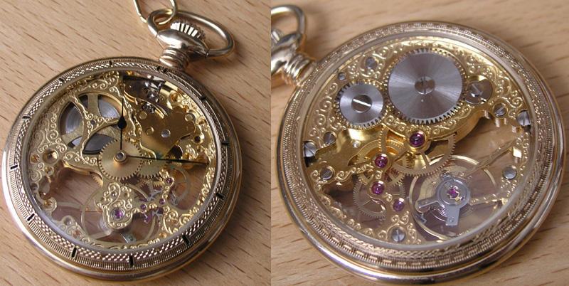 My pocket watch by neffinesse