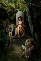 O Tiger's Heart by rainbow-magic
