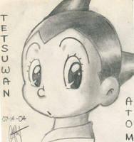 Astro Boy by ToBiOtEnMa