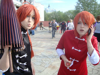 YATO: moshi-moshi lol by Kiri-Theme