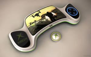 portable xbox concept by 3DEricDesign