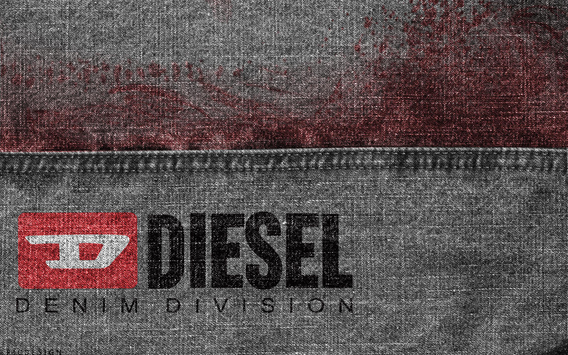 DIESEL Jean By 3DEricDesign