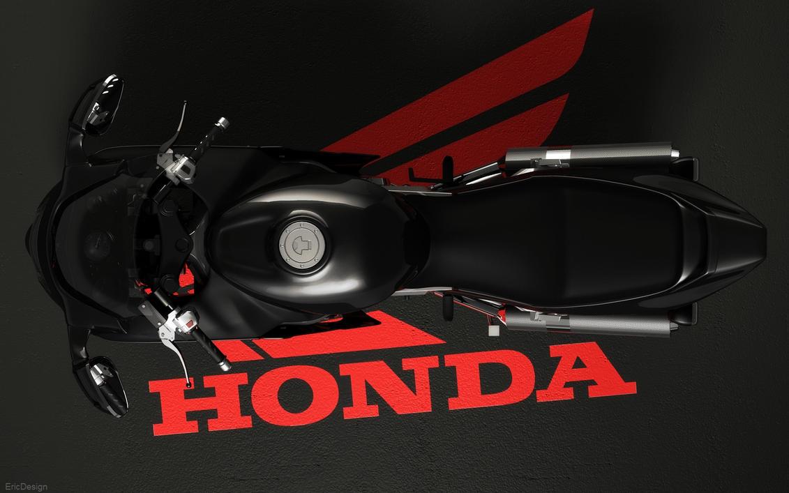 3D HONDA CBR by 3DEricDesign on DeviantArt
