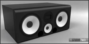 StudioTwo monitor Design