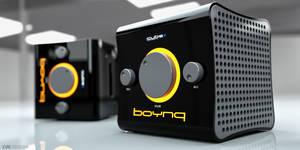 3D icube boynq by 3DEricDesign