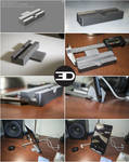IPAD MINI STAND from design to print