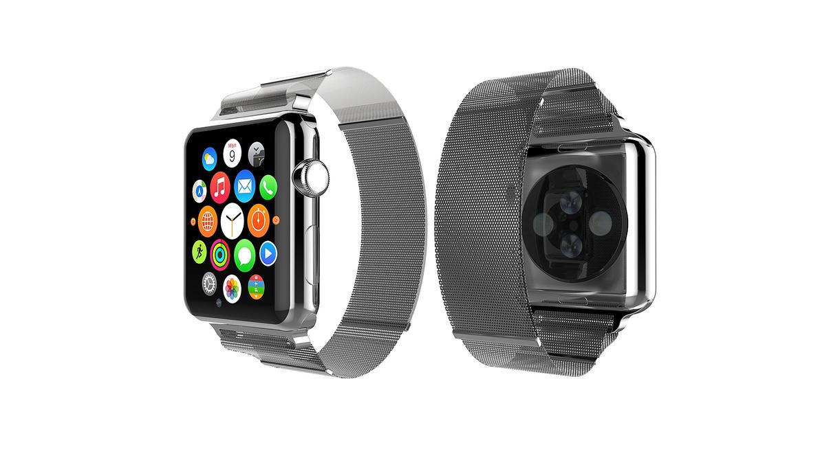 3D apple watch by 3DEricDesign