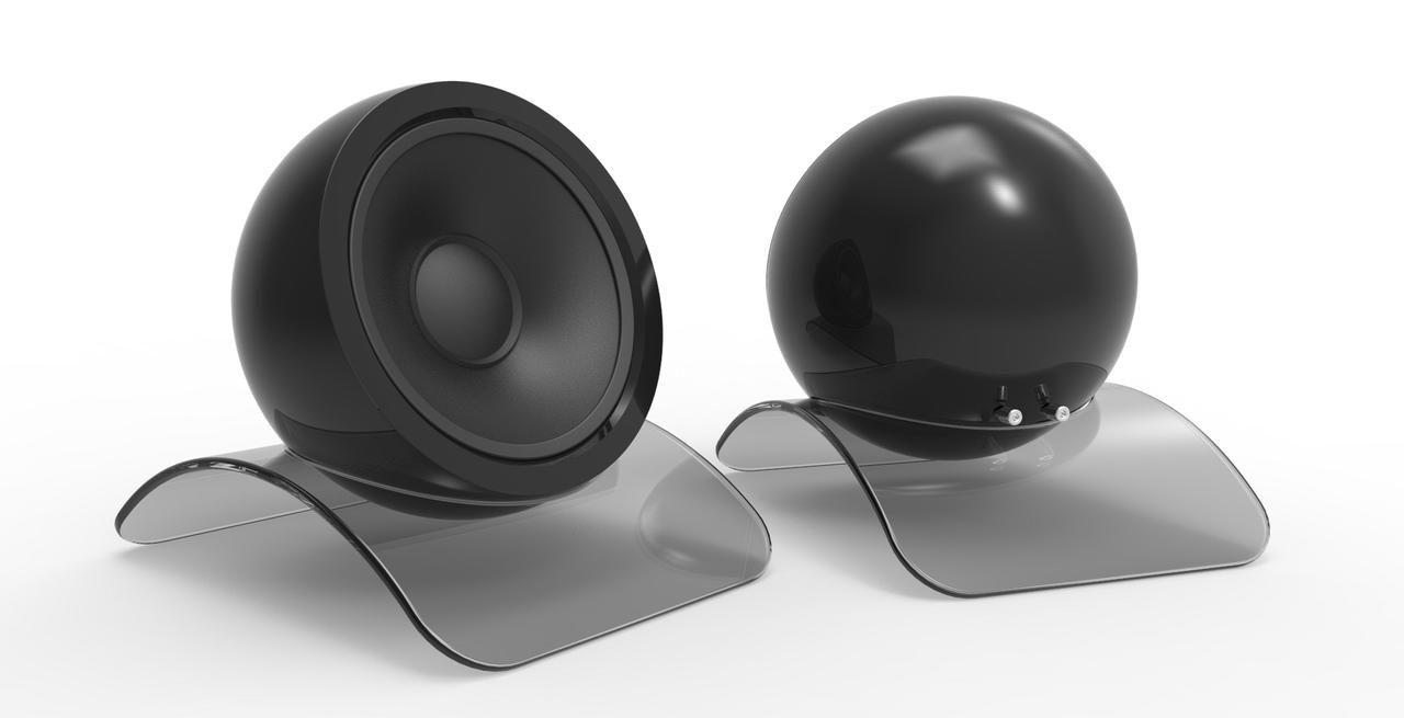 New Free 3d Object Speaker By 3dericdesign On Deviantart