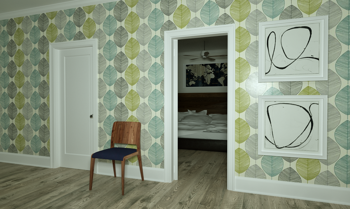 Corridor-flash-effect by 3DEricDesign
