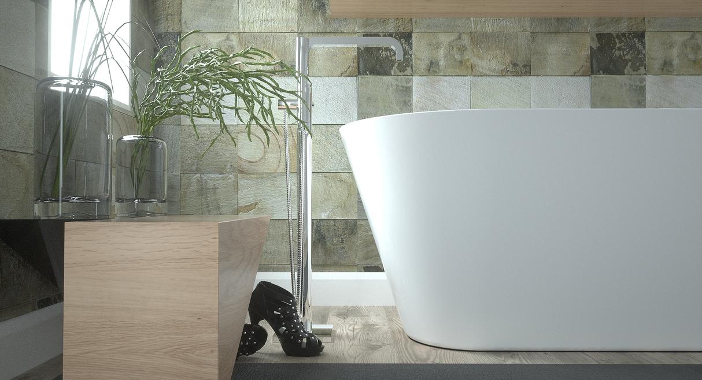Bathtubs by 3DEricDesign