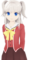 MMDxCharlotte :: Nao Tomori