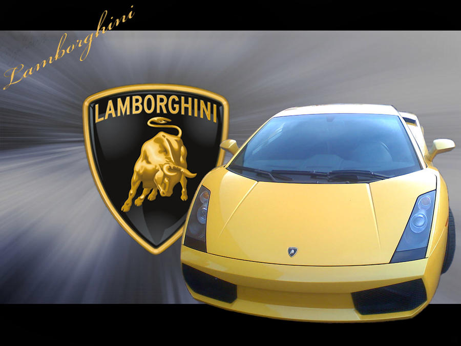 Lamborghini Walpaper by UndergroundEvolution