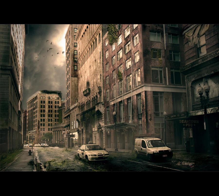 Post apocalyptic chicago