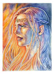 Maedhros - The Fires of his Heart