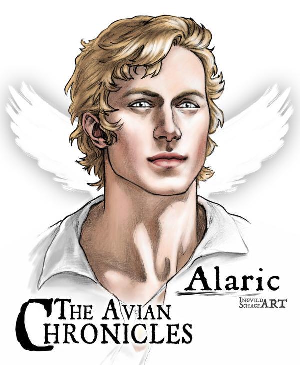 The Avian Chronicles - Alaric by IngvildSchageArt
