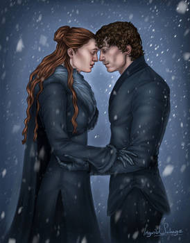 Sansa and Theon - The Reunion of Two hearts