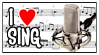 Stamp- I Love Sing by Eternal-Illusion151