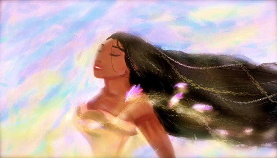 Pocahontas by doll-fin-chick