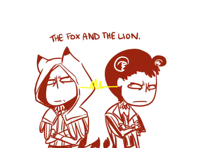 frq machiavelli fox and lion One must emulate both the fox and the lion, because a lion cannot defy a snare,  while a fox cannot defy a pack of wolves – niccolò machiavelli.