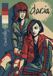 DARIAAAAA AND JAAAANE