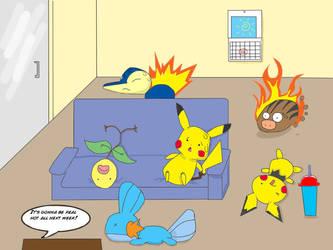 Pokemon Days of Summer