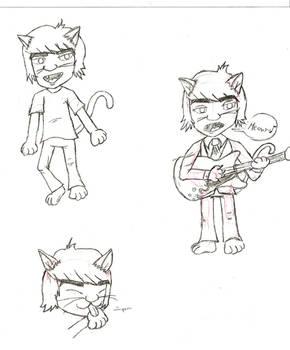 Haricat Sketches