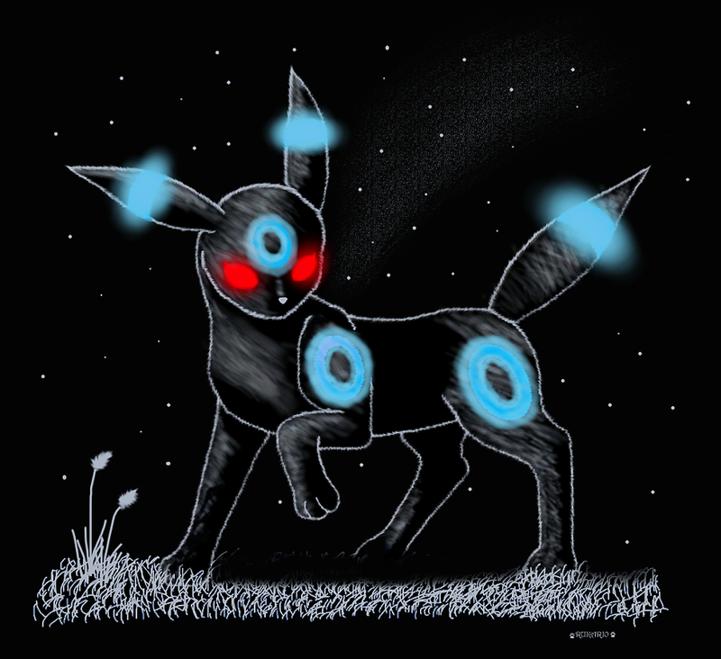 EVENTO CLAUS HATS Shiny_Umbreon_Lord_of_the_dark_by_RukarioNakamura
