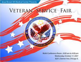 Veteran Service Fair by santidiablo