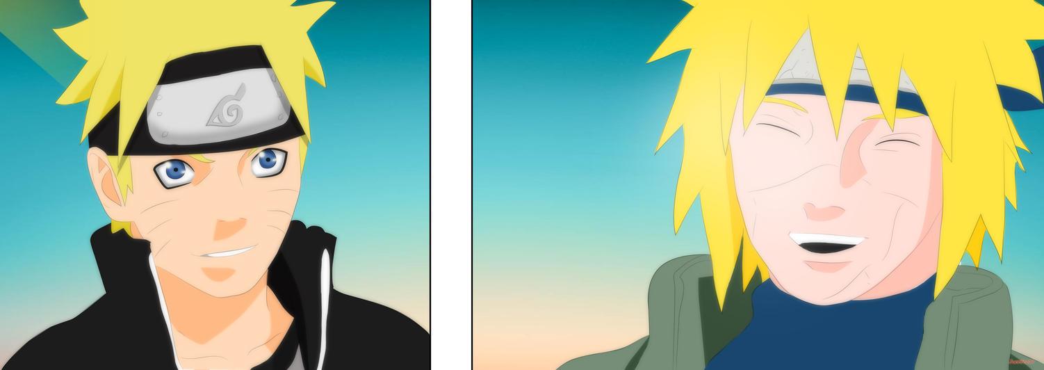 Happy Birthday Naruto by juanfco17