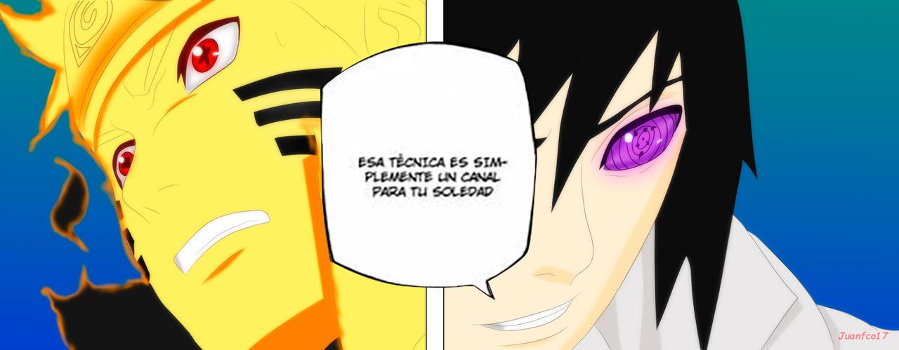 Naruto y Sasuke 3 by juanfco17