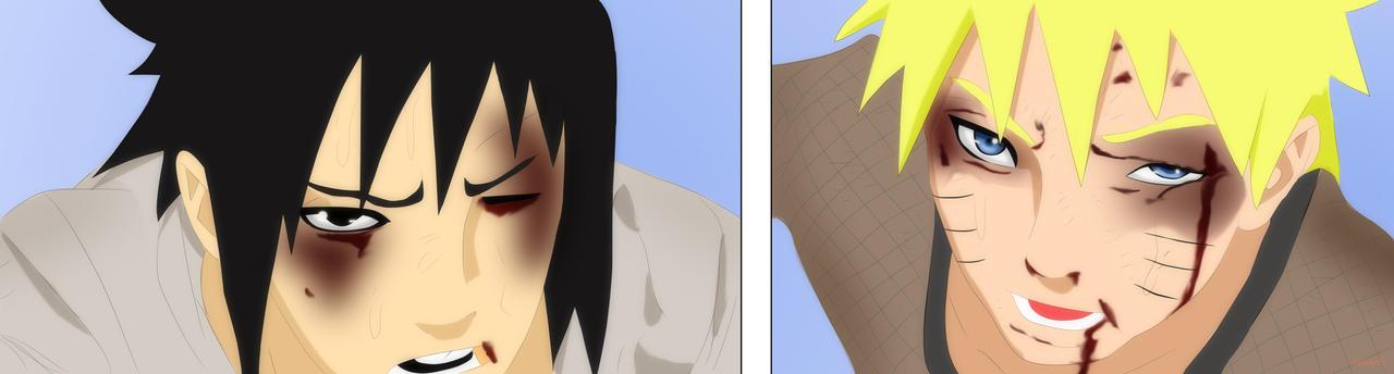 Naruto y sasuke 4 by juanfco17