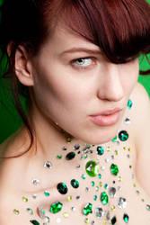 Emerald Child 3 by LaRosebud