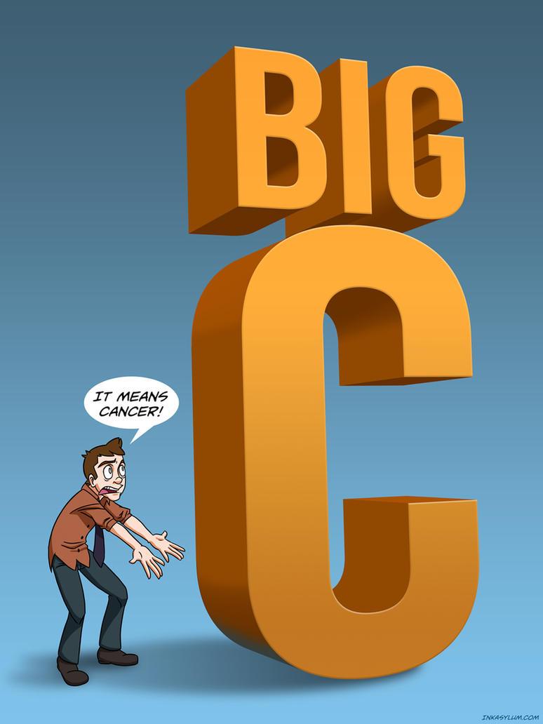 Big C by outlawink