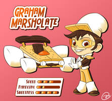 Sugar Rush Racer - Graham Marsholate