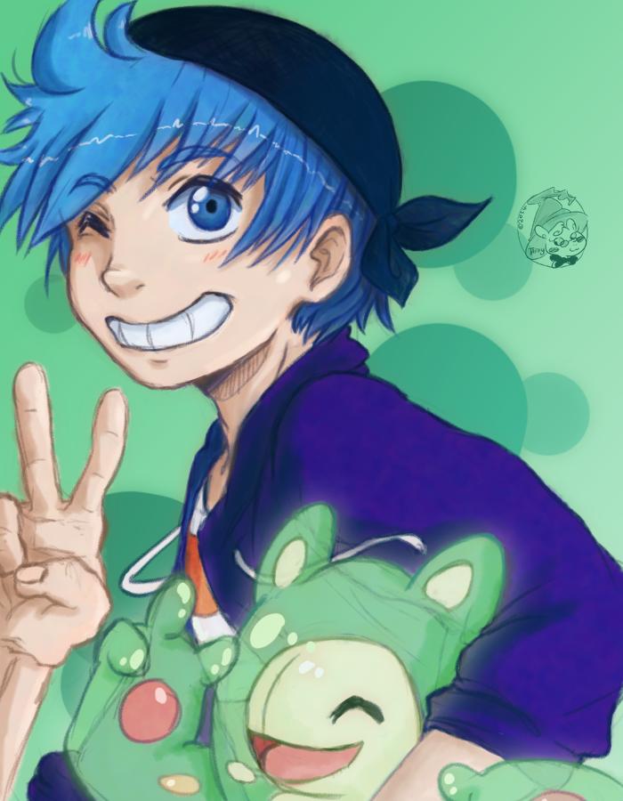 Keitaro Request 12 by TaffyVib