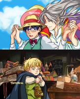 Viktor's Moving Castle