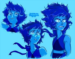 Lapis Lazuli Redraw