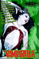 The Vampi Movie Poster by Acid-PopTart
