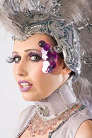 Seahorse Showgirl by Acid-PopTart