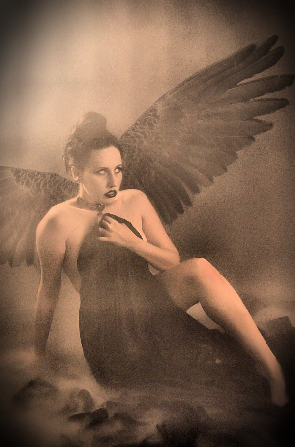 Dark Angel by Acid-PopTart