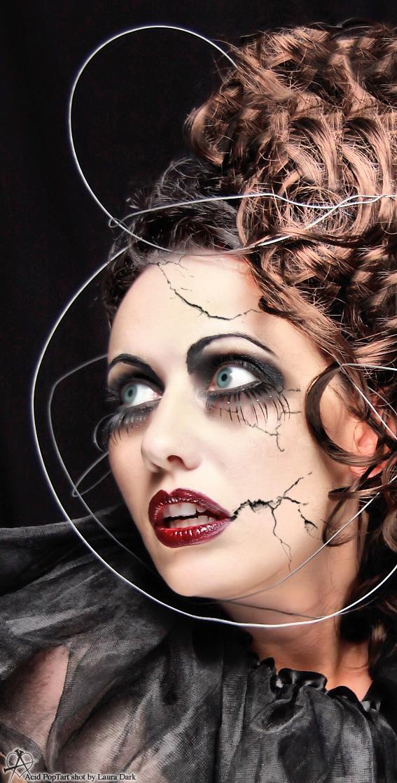 Beauty's Frail Mask by Acid-PopTart
