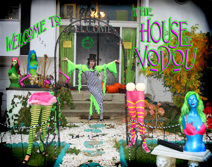 Welcome to the House of Vodou by Acid-PopTart